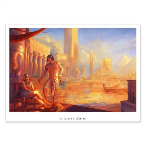 Forbidden love in ancient Egypt