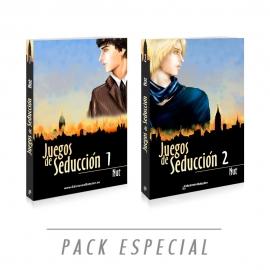 Juegos de seducción 1 and 2