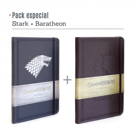 Game of Thrones - House Stark + House Baratheon