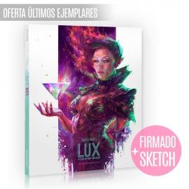 Marta Nael's Lux, a clash of light and color (Primera Edición)