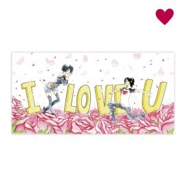 I love U - Xian Nu Studio's Original Painting