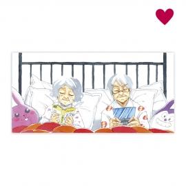 Envejecer juntos - Original de Xian Nu Studio