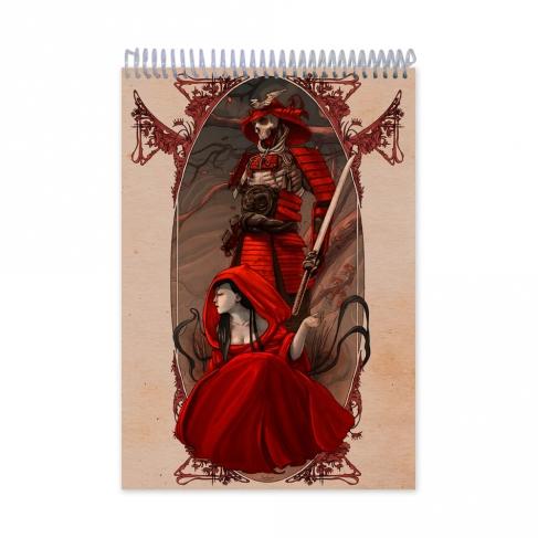 Noche roja - Color