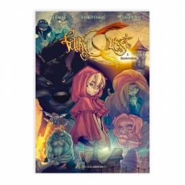 Fairy Quest 2. Desterrados