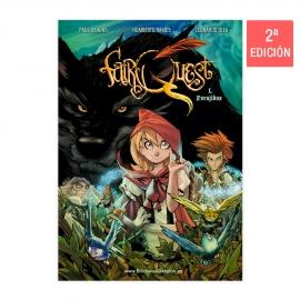 Fairy Quest 1. Forajidos
