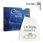 Ojos en la noche + children cloth bag
