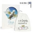 Clara y los búhos + children cloth bag
