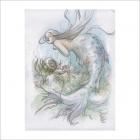 Sirena y escafandra - Original de Dani Alarcón