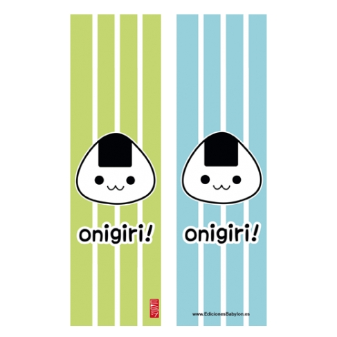Kawaii onigiri!