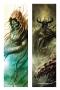 Hija del sol y Guardianas (Punto de libro)