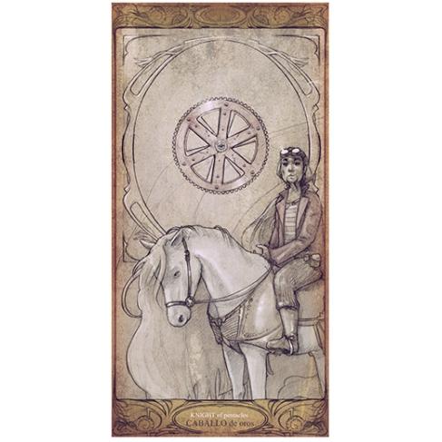 Horse of coins (Collector sheet)