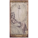 Poster Rey de espadas