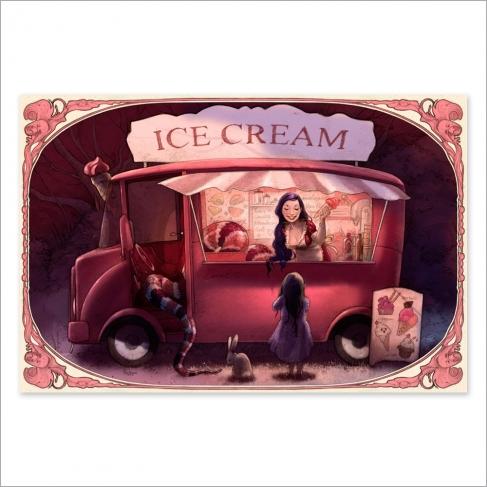 Ice cream time - Color