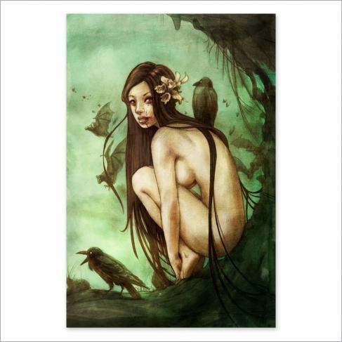 Lost dark princess desnuda - Color