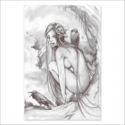 Lost dark princess desnuda - Dibujo