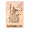 Madre ave - Dibujo