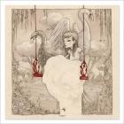 Swing & swans - Dibujo