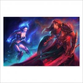Magic Warriors (Poster)