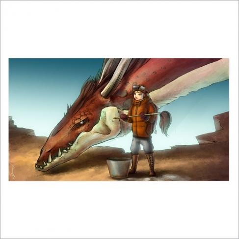 Limpia dragones