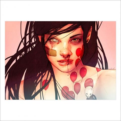 Tattoo girl 3