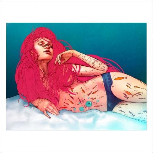 Tattoo girl 11