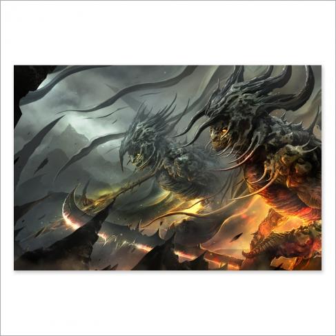 Exploradores del infierno