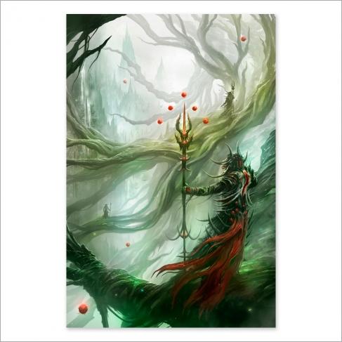 Guardianes del bosque