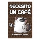 Necesito un café