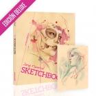 Jorge Monreal's Sketchbook 1 - Edición de lujo