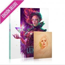 Marta Nael's Lux, a clash of light and color (Primera Edición) - Edición de lujo
