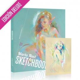 Sketchbook 1: Marta Nael - Edición de lujo
