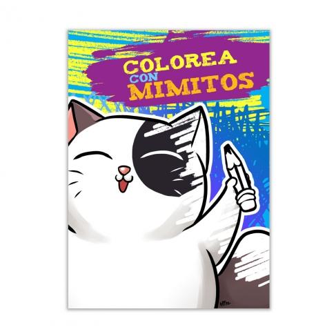 Colorea con Mimitos