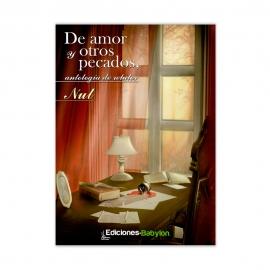 De amor y otros pecados, antología de relatos