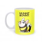 Hunny bunny amarilla