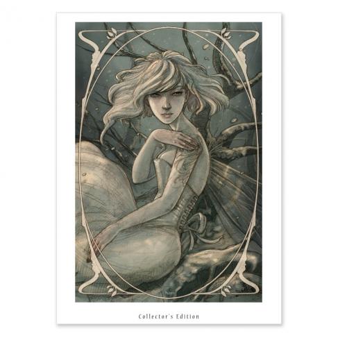 Pale Faerie colour (Collector sheet)