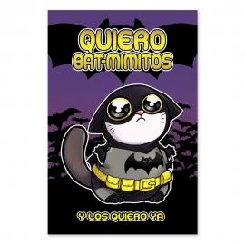 Cuddle me Batman(Poster)