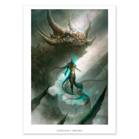 Luz de dragón