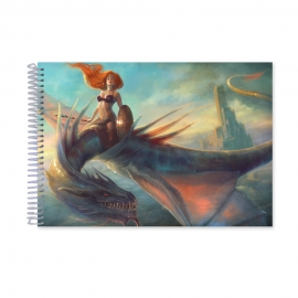 Dragon warrior (Notebook)