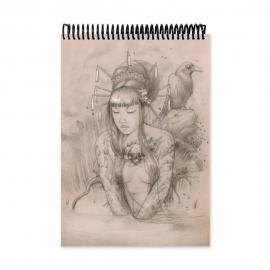 Mannequin - dibujo