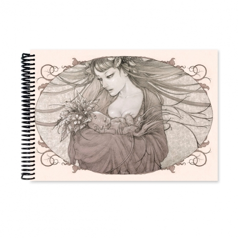 Mandrake draw (Notebook)