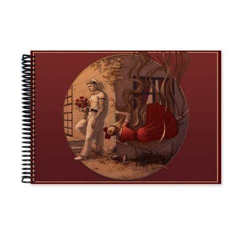 The date II color (Notebook)