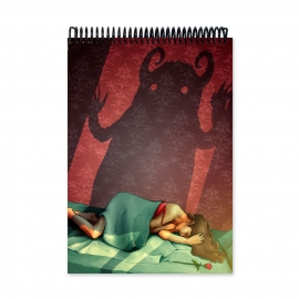 Sleeping Beauty and the Beast (Notebook)