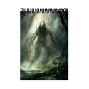 Gigant of trees (Notebook)