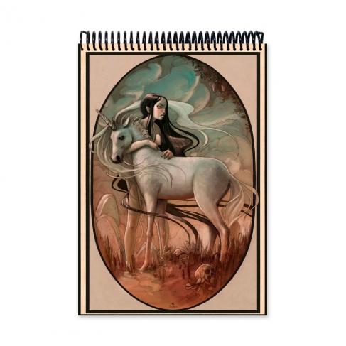 Unicornio - Color
