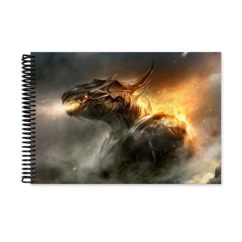 Steel scames (Notebook)