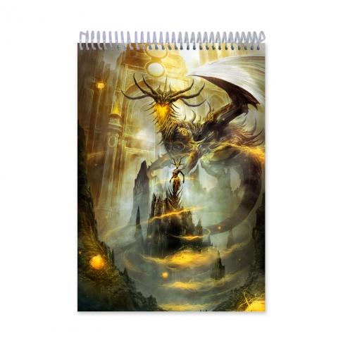 The Golden gate (Notebook)
