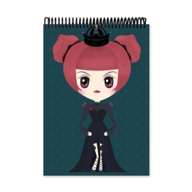 Black princess (Notebook)