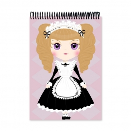 Girl BN (Notebook)