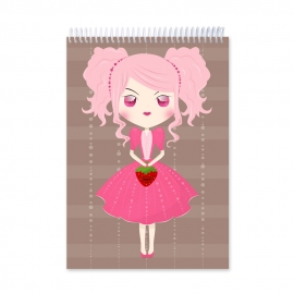 Miss pink (Notebook)