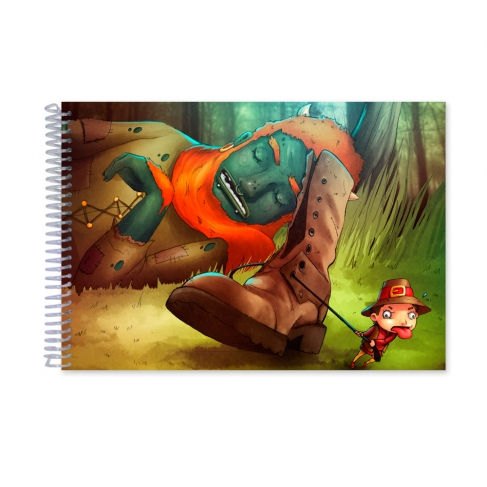 Tom Thumb (Notebook)